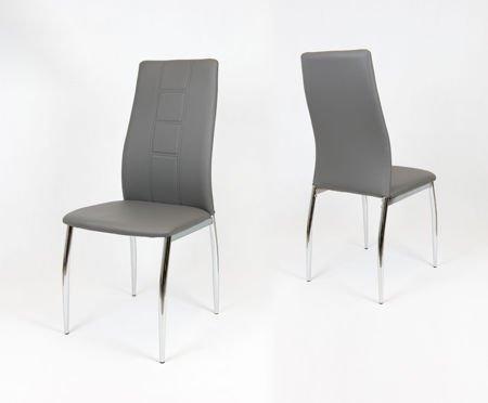 SK Design KS026 Szare Krzesło