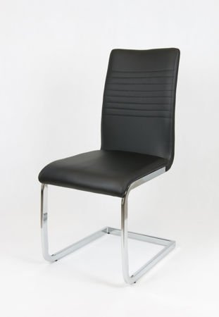 SK Design KS038 Czarne Krzesło