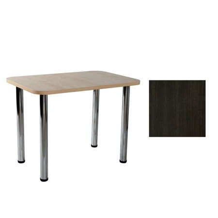 Stół Carlo 04 Venge 50x80x2,8