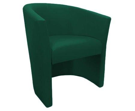 Zielony fotel CAMPARI