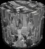 SKP Pufa Dekoracyjna NEW YORK HD